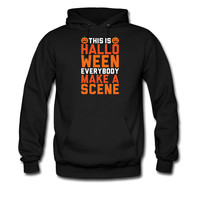 This Is Halloween Everybody Make A Scene hoodie sweatshirt tshirt