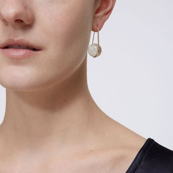 Totokaelo Orbital Drop Earrings - Cyril - Designers - Womens