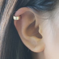 Simple Cuff Earring