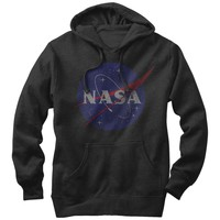 Nasa Men's - Logo Lightweight Hoodie