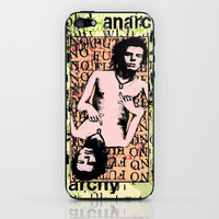 Sid Vicious. The Jack Of Spades. iPhone & iPod Skin by brett66