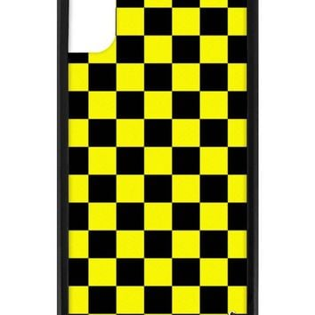 Taxi Cab iPhone X Case