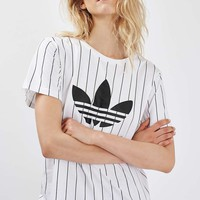 Trefoil Tennis Tee by Adidas Originals - Topshop