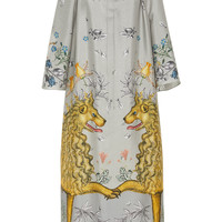 Printed Silk Dress | Moda Operandi