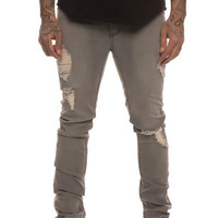 The Tight Jeans in Freedom Gray