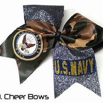 US Navy Bow