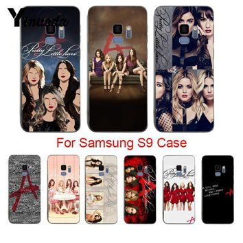 Yinuoda Pretty Little Liars tv  Top Detailed Popular Phone case For samsung galaxy s8 s7 edge s6 edge plus s5 case