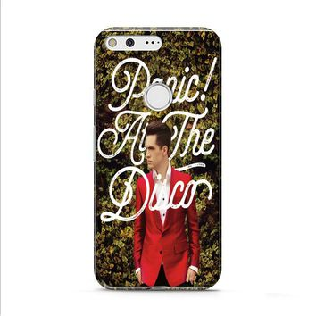 Panic! At The Disco Brendon Hedges Google Pixel XL 2 Case