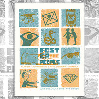 Foster the People Screenprint