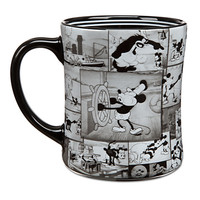 Disney Mickey Mouse ''Steamboat Willie'' Mug | Disney Store
