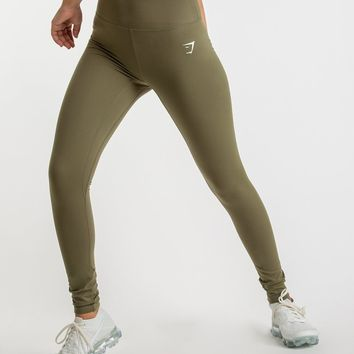 Gymshark Dreamy Leggings - Khaki