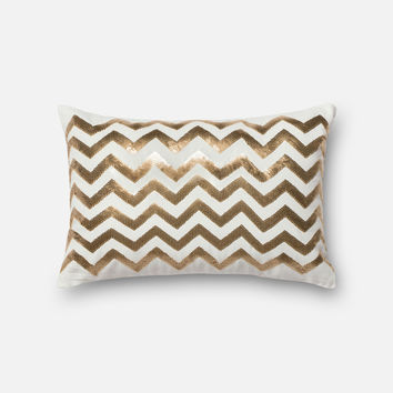 White Gold Throw Pillow : Best White And Gold Throw Pillows Products on Wanelo
