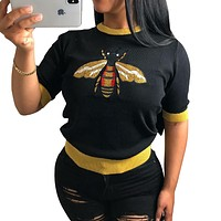 GUCCI Bee Leisure T-shirt