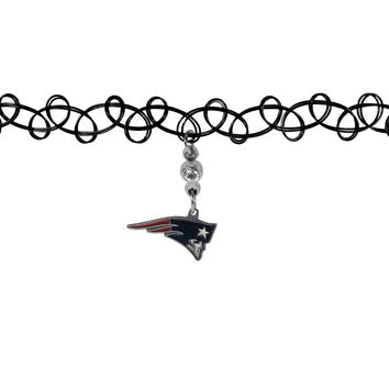 New England Patriots Knotted Choker FCKR120