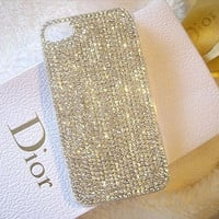gleaming iphone 4 4s case, Bling Swarovski crystal iphone 5 5s case,samsung galaxy s3 s4 case,samsung note 3 case unique htc one m7 case
