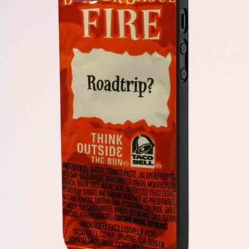 Taco Bell Sauce Packet iPhone 5 Case