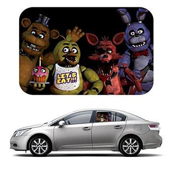 Steam OFFICIAL Five Nights at Freddy's FNaF PREMIUM Black Animatronics UV Protector Shield