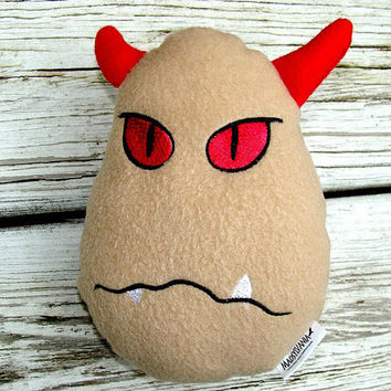 Deviled Egg - Monster Novelty Plush Toy