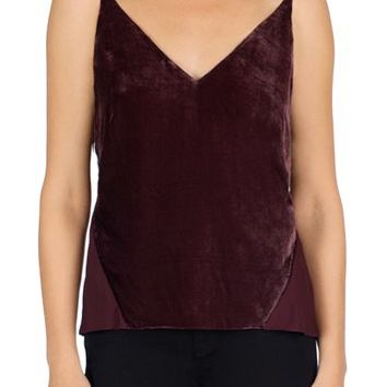 Velvet Lucy Camisole by J Brand,