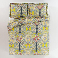 Venetian Duvet and Pillow Shams Set | World Market
