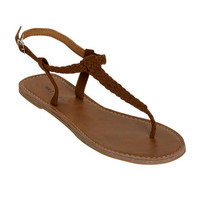 Patricia Fox Sandal | Shop Shoes at Wet Seal