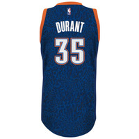 Oklahoma City Thunder NBA Crazy Light Jersey - Kevin Durant