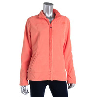 The North Face Womens Faux Fur Long Sleeves Fleece Jacket