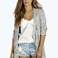 Charlotte Knitted Waterfall Cardigan