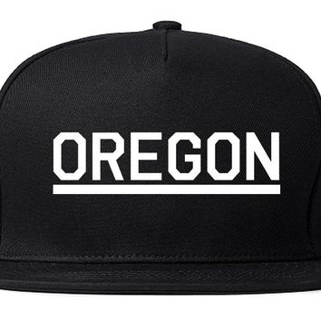 Kings Of NY Oregon USA State OR Snapback Hat