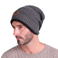 Winter Thick Knitted Beanie