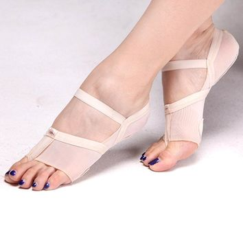 Belly dance feet men and women feet elastic clip refers to wear soft bottom sets of foot shoes dance practice shoe cover