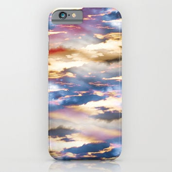 Combateur iPhone & iPod Case by HappyMelvin Graphicus