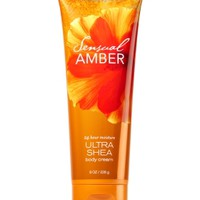 Ultra Shea Body Cream Sensual Amber