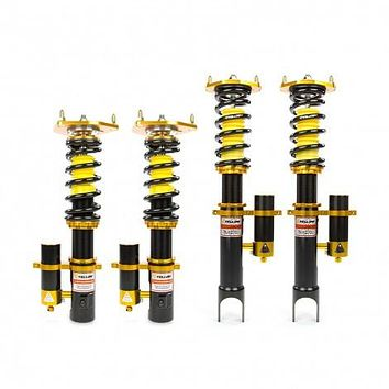 Club Performance Coilovers - Ford