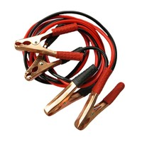 Evelots Heavy Duty Jumper Booster Cables With Case