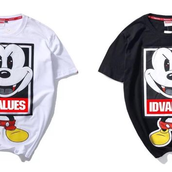 DCCK Disobey x Supreme Micky Mouse T-Shirt