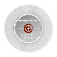 "Invisible 7"" Vinyl Record - Music"