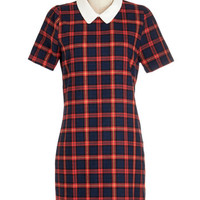 Kling 90s, Scholastic Mid-length Shift Two Truths and a Library Dress