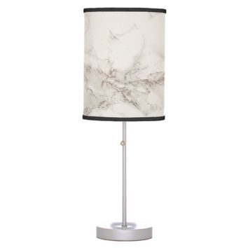 Marble Stone Table Lamp