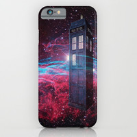 Dr Who police box  iPhone & iPod Case by Store2u