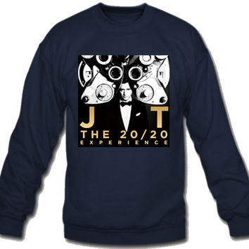 the 20/20 justin  Sweatshirt Crew Neck