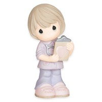 Precious Moments® Heart of Gold Nurse Figurine