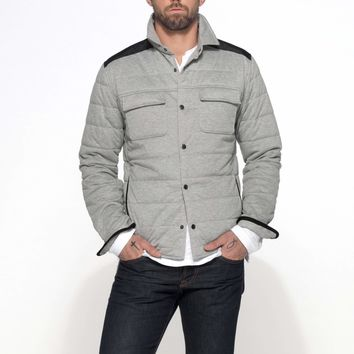 The Winchester, Quilted Jacket