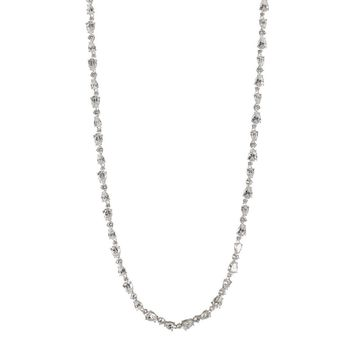 NADRI Women's Ava Multi-Cut CZ Necklace