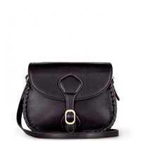 Sole Society Duncan Braided Saddle Bag