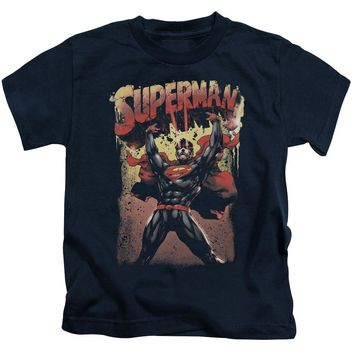 Superman - Lift Up Short Sleeve Juvenile 18/1