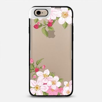 Pink Spring iPhone 6 case by Sara Eshak | Casetify