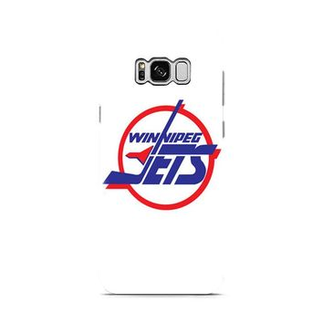 Winnipeg Jets Art Samsung Galaxy S8 | Galaxy S8 Plus case