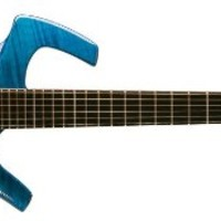 Parker Fly Select Series Fly Supreme Vibrato Electric Guitar (Ocean Blue)