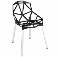 Connections Dining Side Chair Black